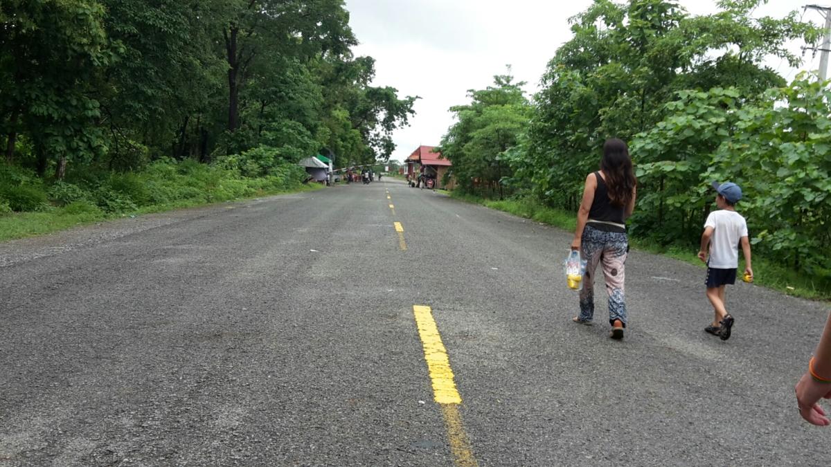 Don Khon nach Siem Reap