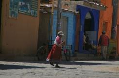 Straße in Cabanaconde