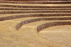Terrassen von Moray