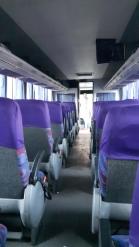 Bus nach Cabanaconde von Milagros (innen)