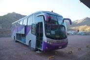 Bus nach Cabanaconde von Milagros