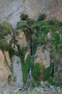 Wasserfall bei Sangalle